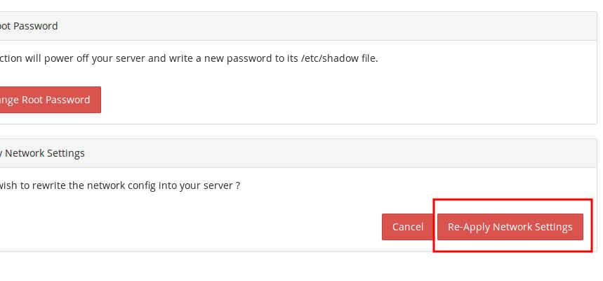 Make your new IP usable step 4